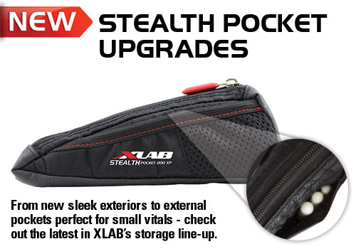 XLAB STEALTH POCKET UPGRADES